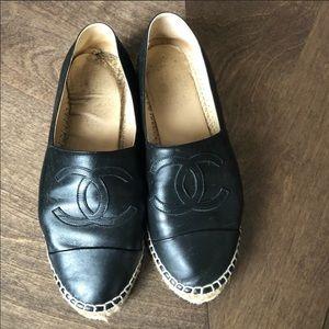 Chanel Espadrilles Size 41